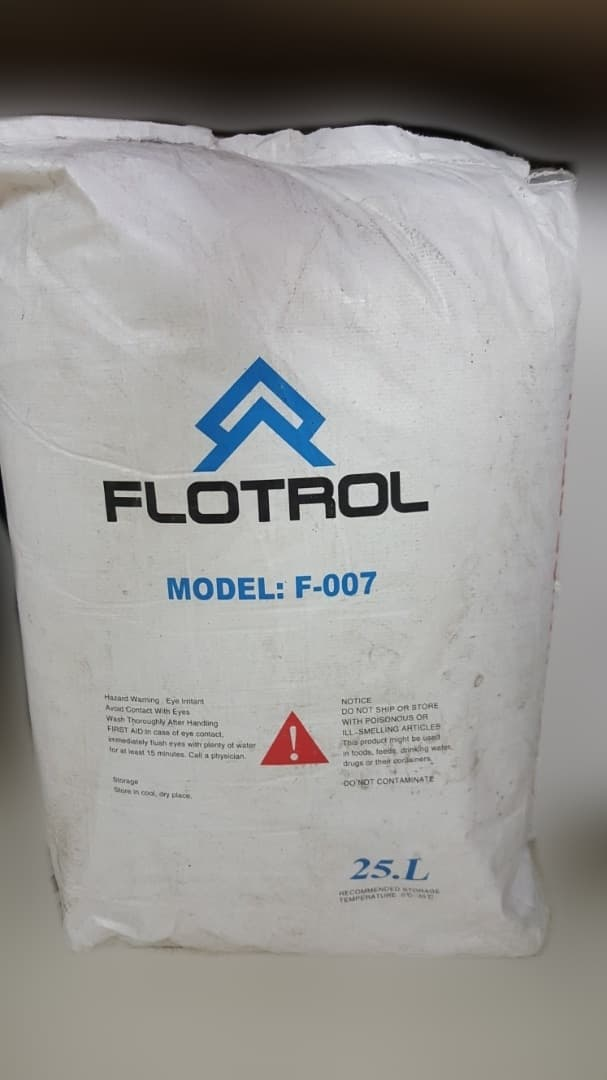 Flotrol Resin Pengseng Doctor Water